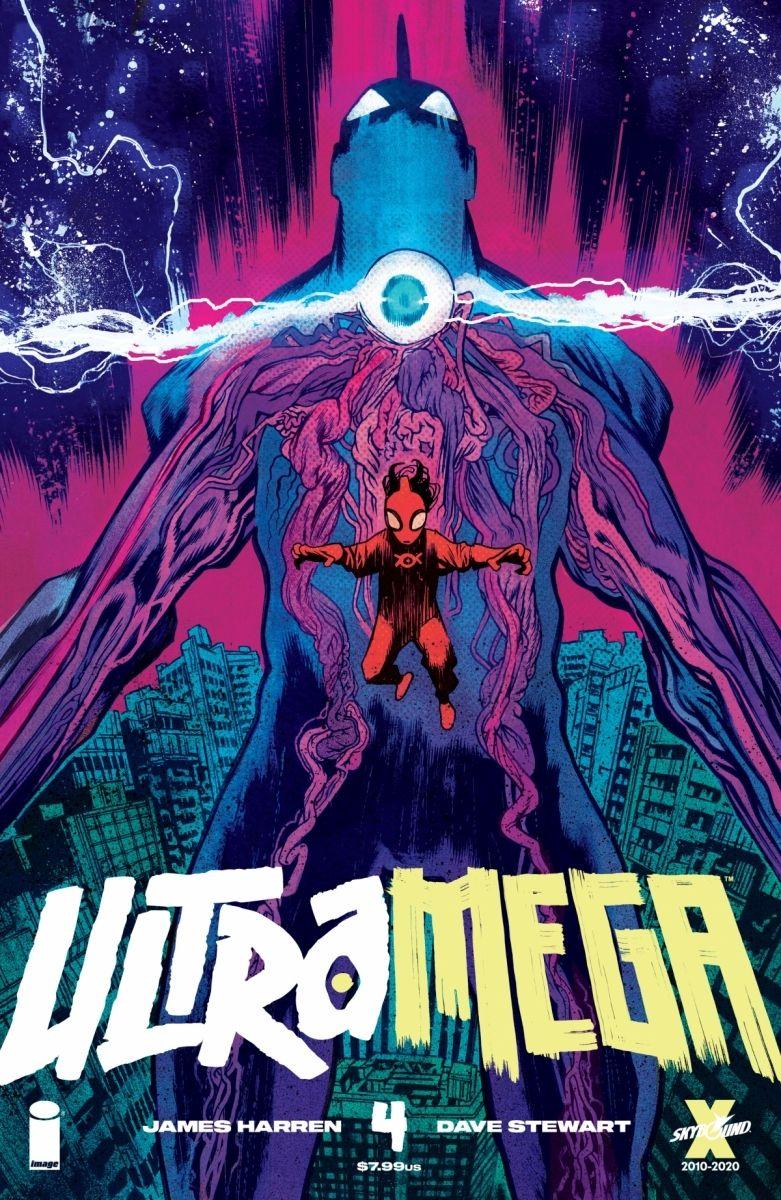 Ultramega04A_JamesHarrenCover_c6815a0147f8285e3b5042ebb3626151 First Look at ULTRAMEGA BY JAMES HARREN #4 from Image Comics