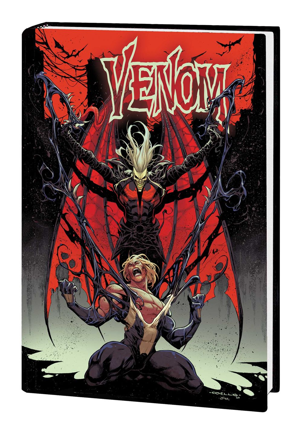 VENOM_DC_VOL_3_HC Marvel Comics August 2021 Solicitations