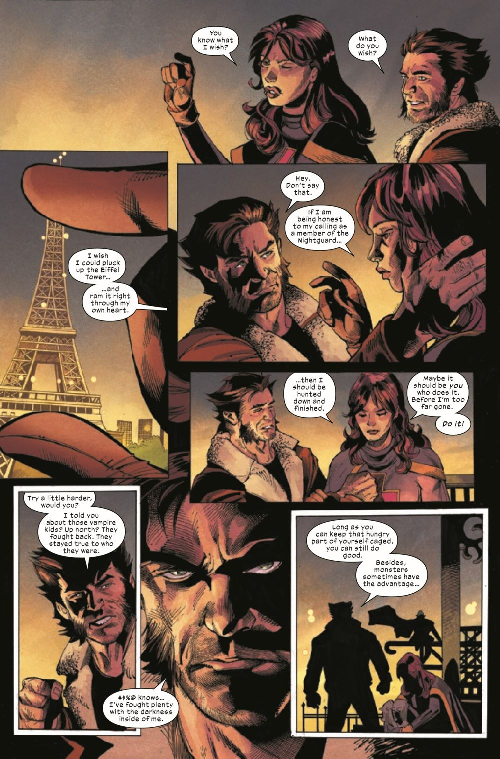 WOLV2020012_Preview-3 ComicList Previews: WOLVERINE #12