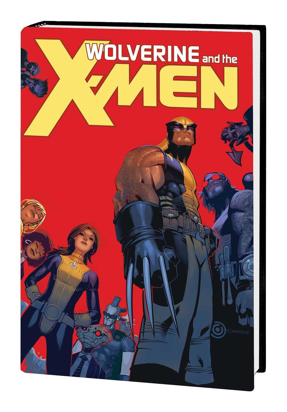 WOLVXM_JH_OMNI_HC Marvel Comics August 2021 Solicitations