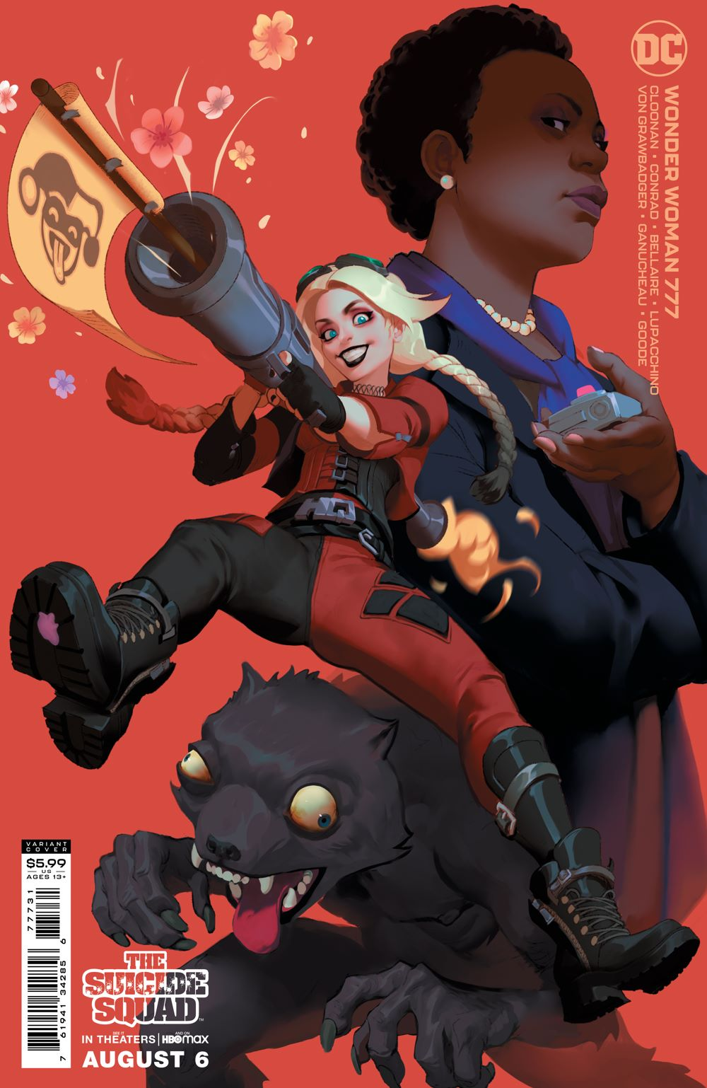 WW_Cv777_SSMOVIE_var_77731 DC Comics August 2021 Solicitations