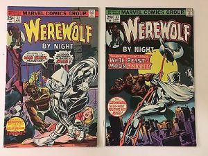 Werewolf-By-Night-32-33-First-Appearance-300x225 Finding Value in Marvel Second Appearances