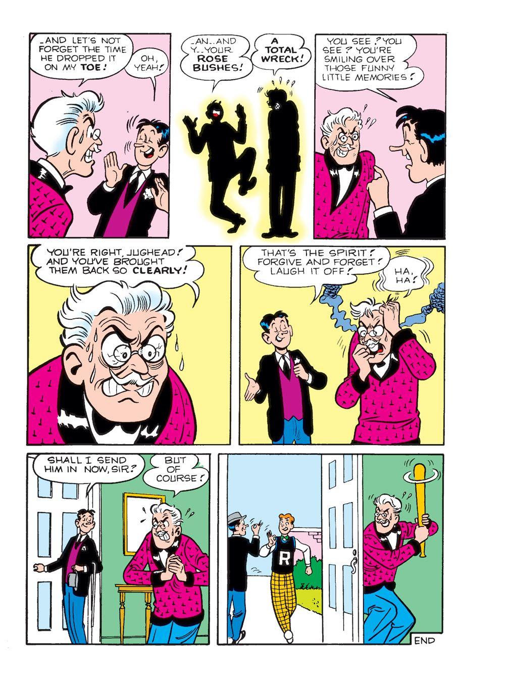 WorldOfArchieJumboComicsDigest_109-141 ComicList Previews: WORLD OF ARCHIE JUMBO COMICS DIGEST #109