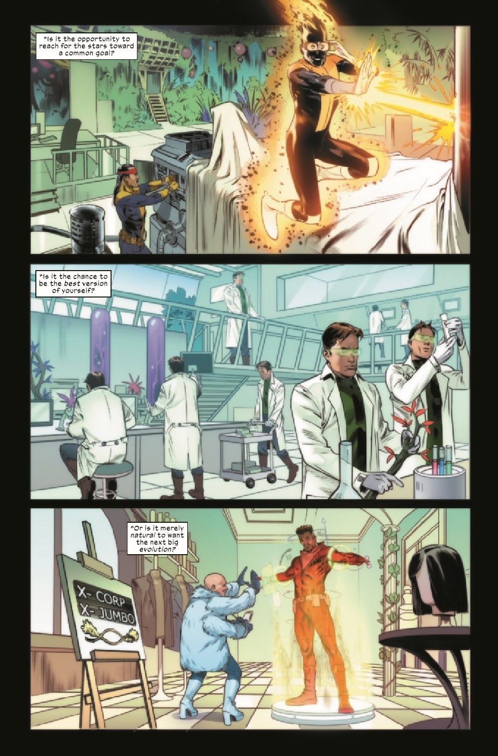 XCORP2021001_Preview-3 ComicList Previews: X-CORP #1