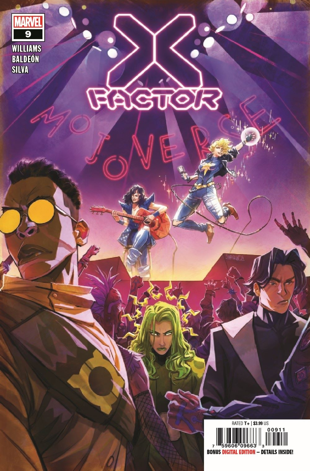 XFACT2020009_Preview-1 ComicList Previews: X-FACTOR #9