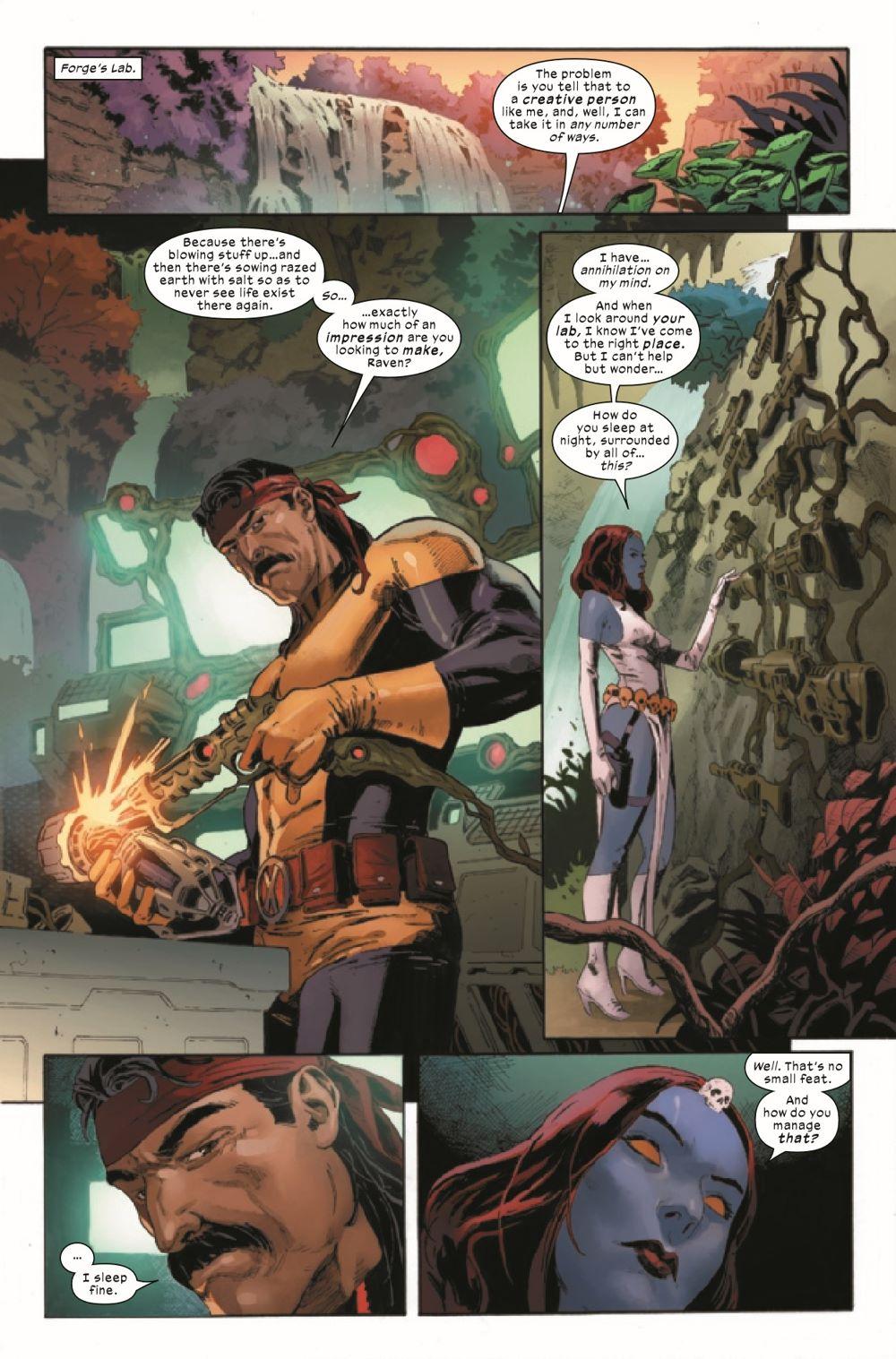 XMEN2019020_Preview-3 ComicList Previews: X-MEN #20