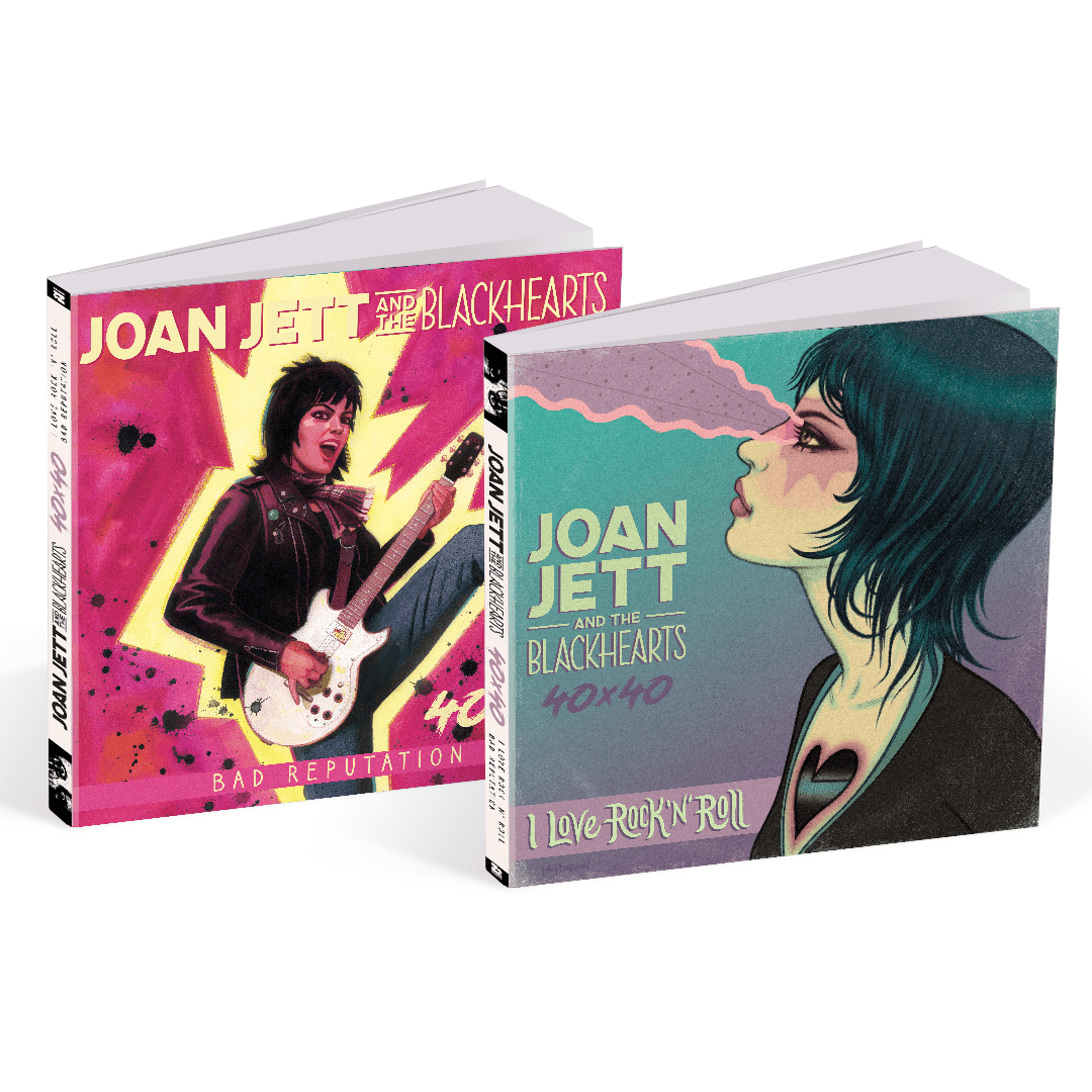 a4295147-8737-7ce9-5282-3d369a9670ee Joan Jett And The Blackhearts receive graphic anthology