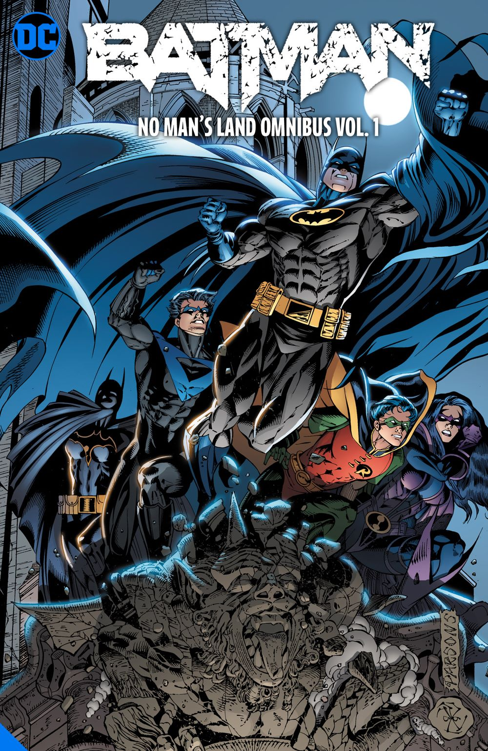 batmannomansland-vol1-omni_adv DC Comics August 2021 Solicitations