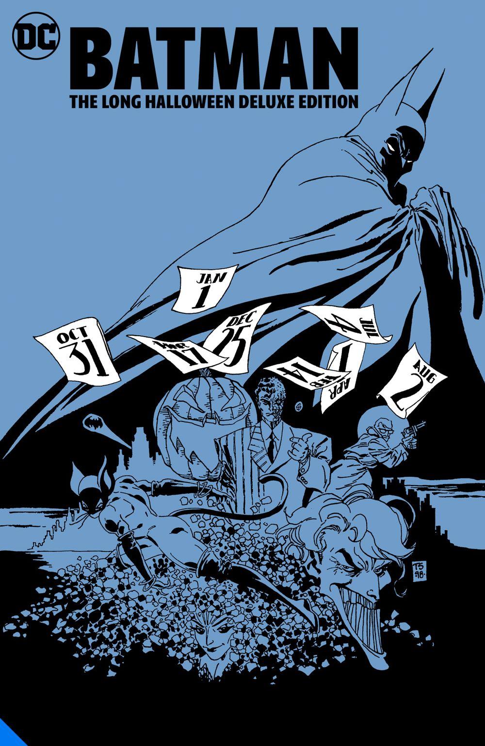 batmanthelonghalloween-dlx_adv DC Comics August 2021 Solicitations