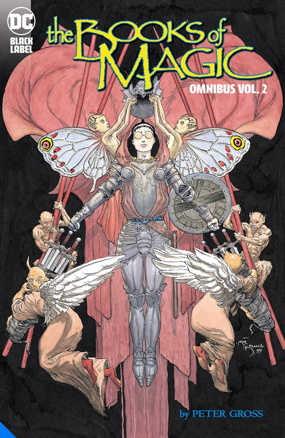 booksofmagic-vol2-omni_adv DC Comics August 2021 Solicitations