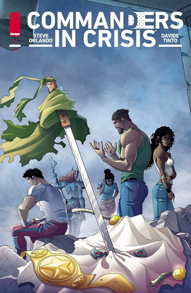 commanders11a_cov Image Comics August 2021 Solicitations