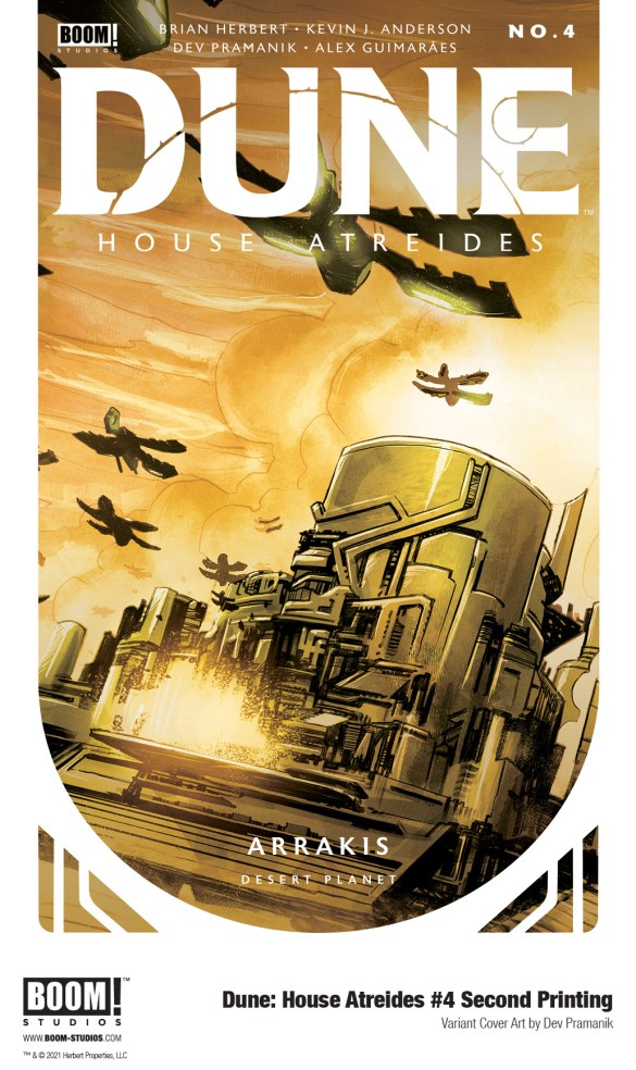 d399a25f-75f2-7327-7fb0-cb665925dd27 First four issues of DUNE: HOUSE ATREIDES return with new printings