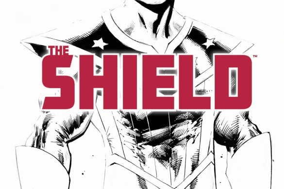 d5921565-5a42-4775-8dbe-2a34cfa5fc88 Writer David Gallaher to script THE MIGHTY CRUSADERS: THE SHIELD