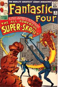 ff18-200x300 Skrull Key Issues for the MCU!