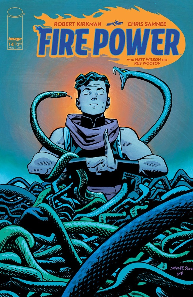 firepower14_cov Image Comics August 2021 Solicitations
