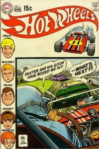 hot_wheels_1-199x300 Comic Trends & Oddballs: The Green Lama Lives!