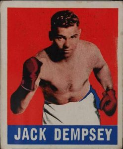 jack-dempsey-1-e1620408508597-248x300 Sport Card Collecting 101: 1948 Leaf Boxing Is A Knockout!