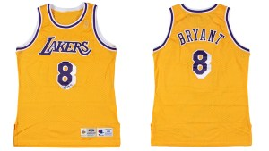 kobejersey-300x169 Collectibles Auctions & News 5/25: The Promise Collection & Babe Ruth