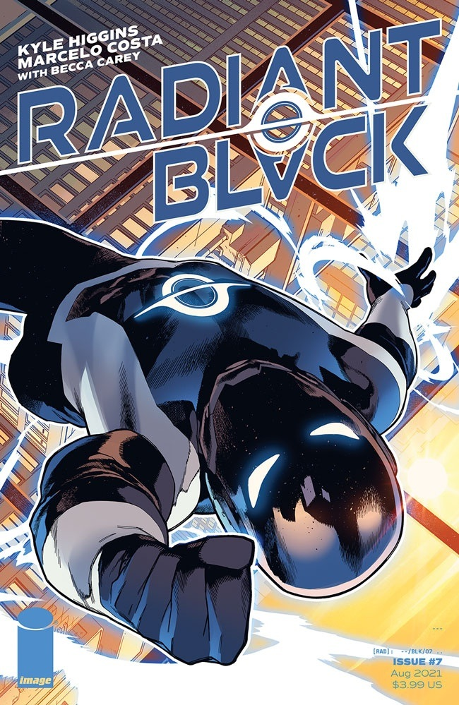 radiantblack07b_cov Image Comics August 2021 Solicitations