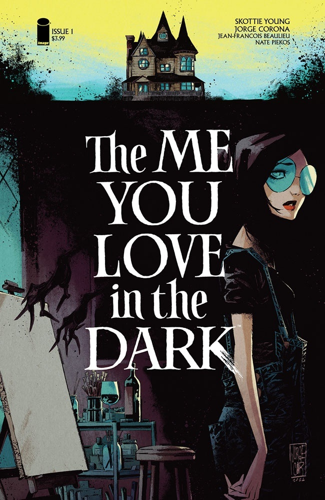 themeyoulove01_cov Image Comics August 2021 Solicitations