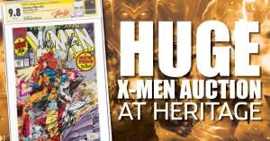 060321A-1-300x157 Huge X-Men Auction at Heritage