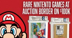 062221B-300x157 Rare Nintendo Games at Auction Border on $100K