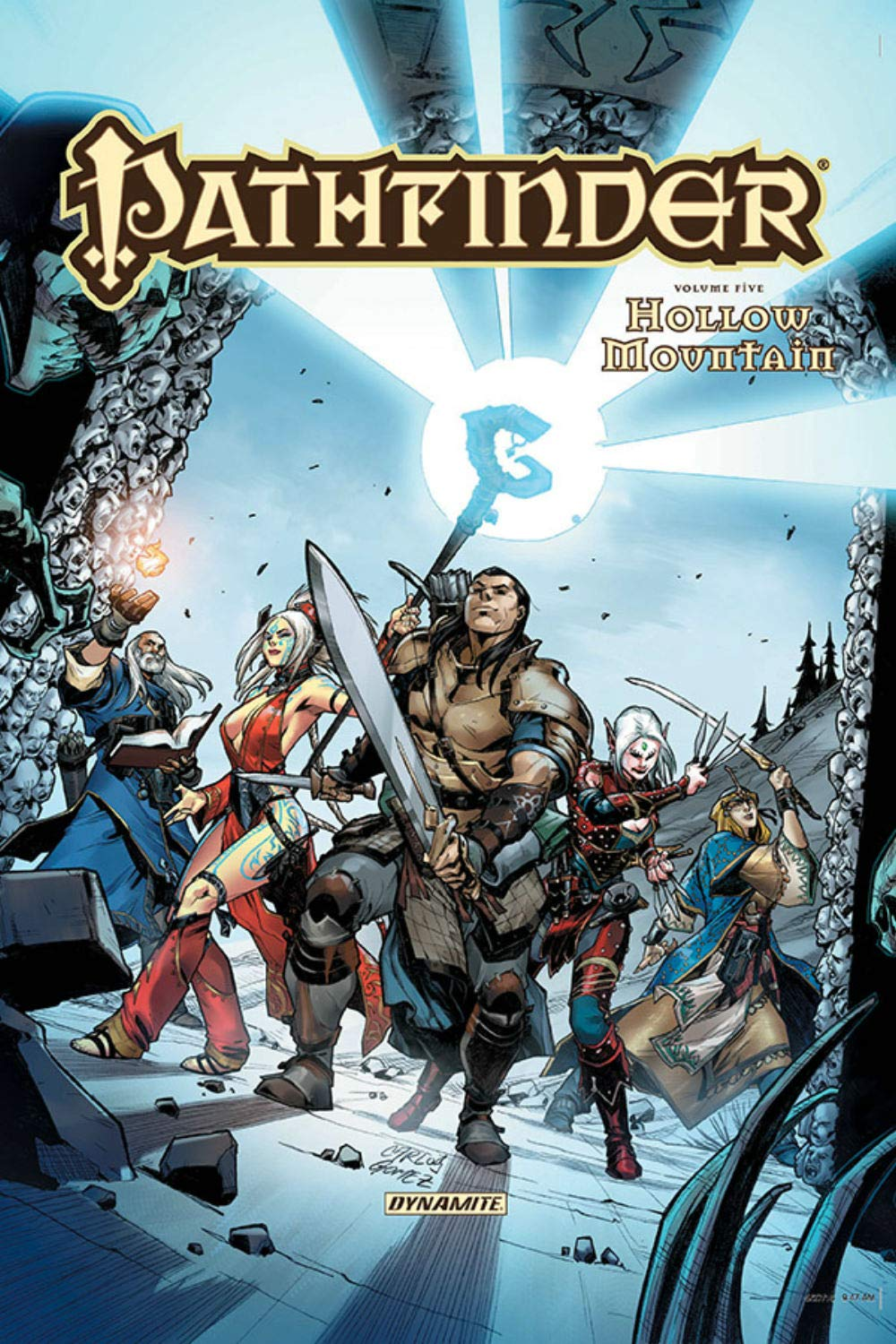 81V5wGpT9WL ComicList: Dynamite Entertainment New Releases for 06/16/2021