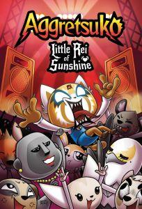 AGGRETSUKO-LITTLE-REI-REFERENCE-01-204x300 ComicList Previews: AGGRESTSUKO VOLUME 3 LITTLE REI OF SUNSHINE HC