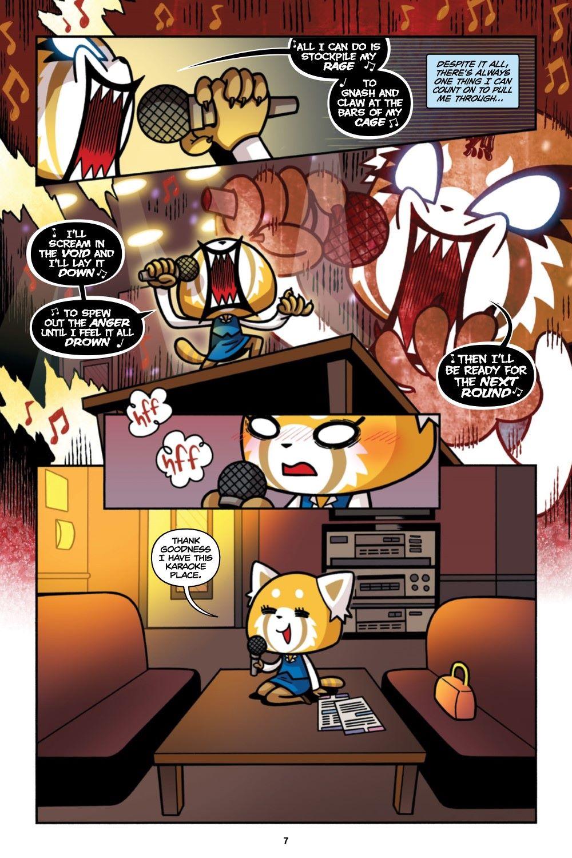 AGGRETSUKO-LITTLE-REI-REFERENCE-08 ComicList Previews: AGGRESTSUKO VOLUME 3 LITTLE REI OF SUNSHINE HC
