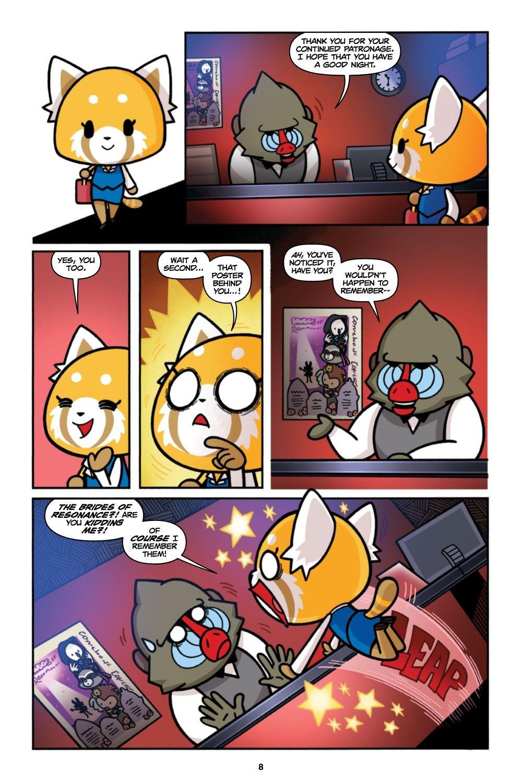 AGGRETSUKO-LITTLE-REI-REFERENCE-09 ComicList Previews: AGGRESTSUKO VOLUME 3 LITTLE REI OF SUNSHINE HC