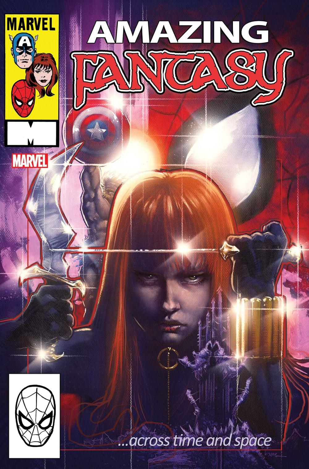 AMFAN2021003_Andrews_Var Marvel Comics September 2021 Solicitations