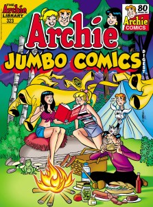 ARCHIEJumbo323-223x300 Archie Comic Publications September 2021 Solicitations