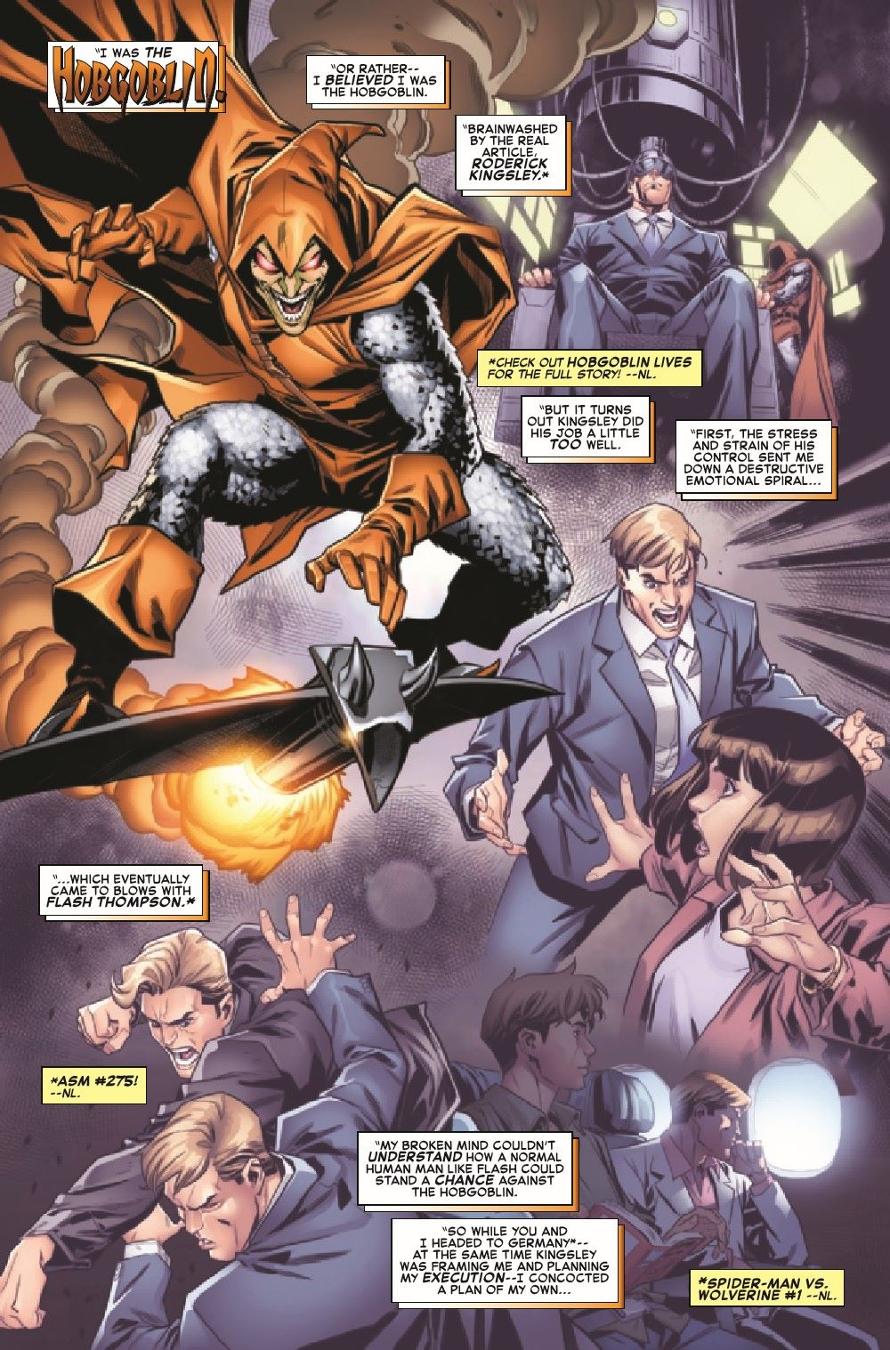 ASM2018068_Preview-6 ComicList Previews: THE AMAZING SPIDER-MAN #68