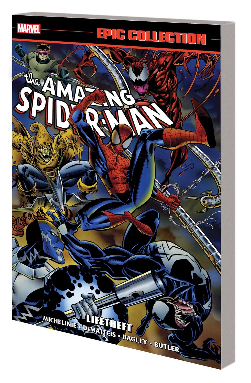 ASMEPIC_V26_TPB Marvel Comics September 2021 Solicitations