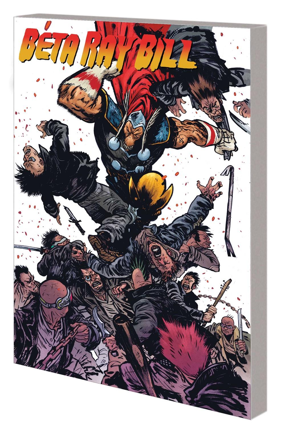 BETA_RAY_BILL_AS_TPB Marvel Comics September 2021 Solicitations