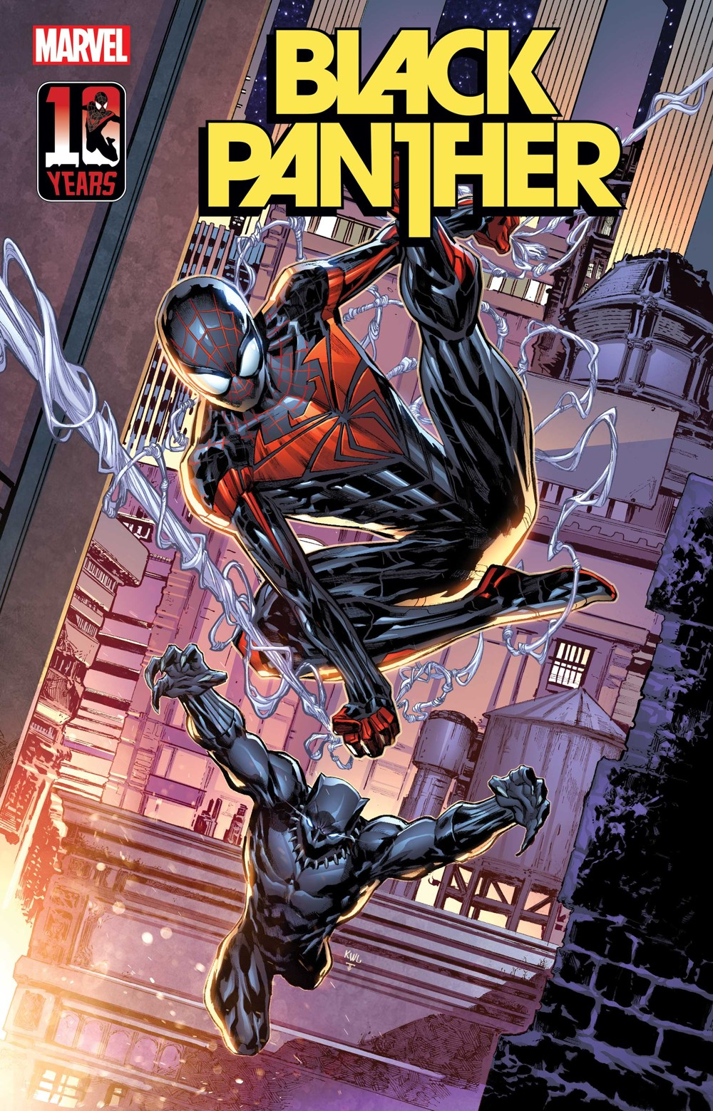 BLAP2021002_Lashley_Miles_var Marvel Comics September 2021 Solicitations