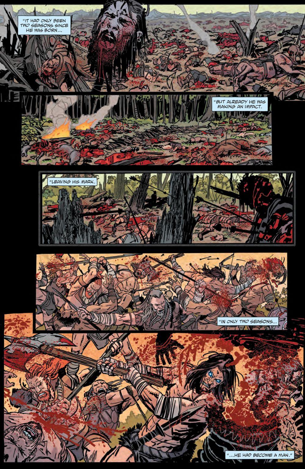 BRZRKR_003_PRESS_3 ComicList Previews: BRZRKR #3 (OF 12)