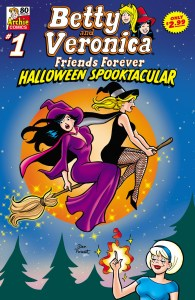 BVFriendsForever-HalloweenSpooktacular-195x300 Archie Comic Publications September 2021 Solicitations