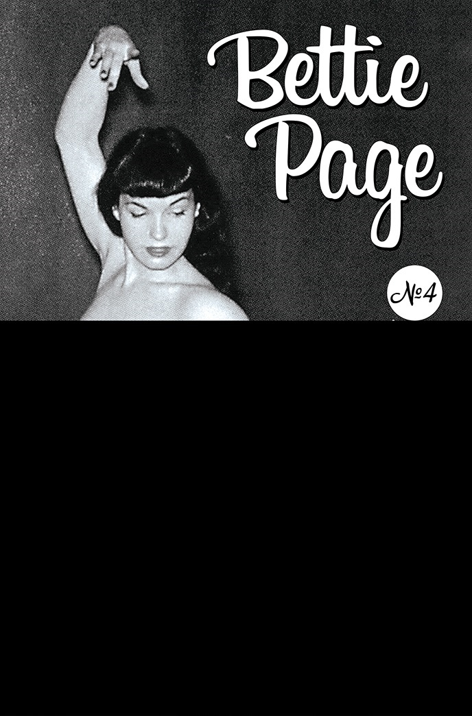BettiePage2021-04-04091-I-BAg Dynamite Entertainment September 2021 Solicitations