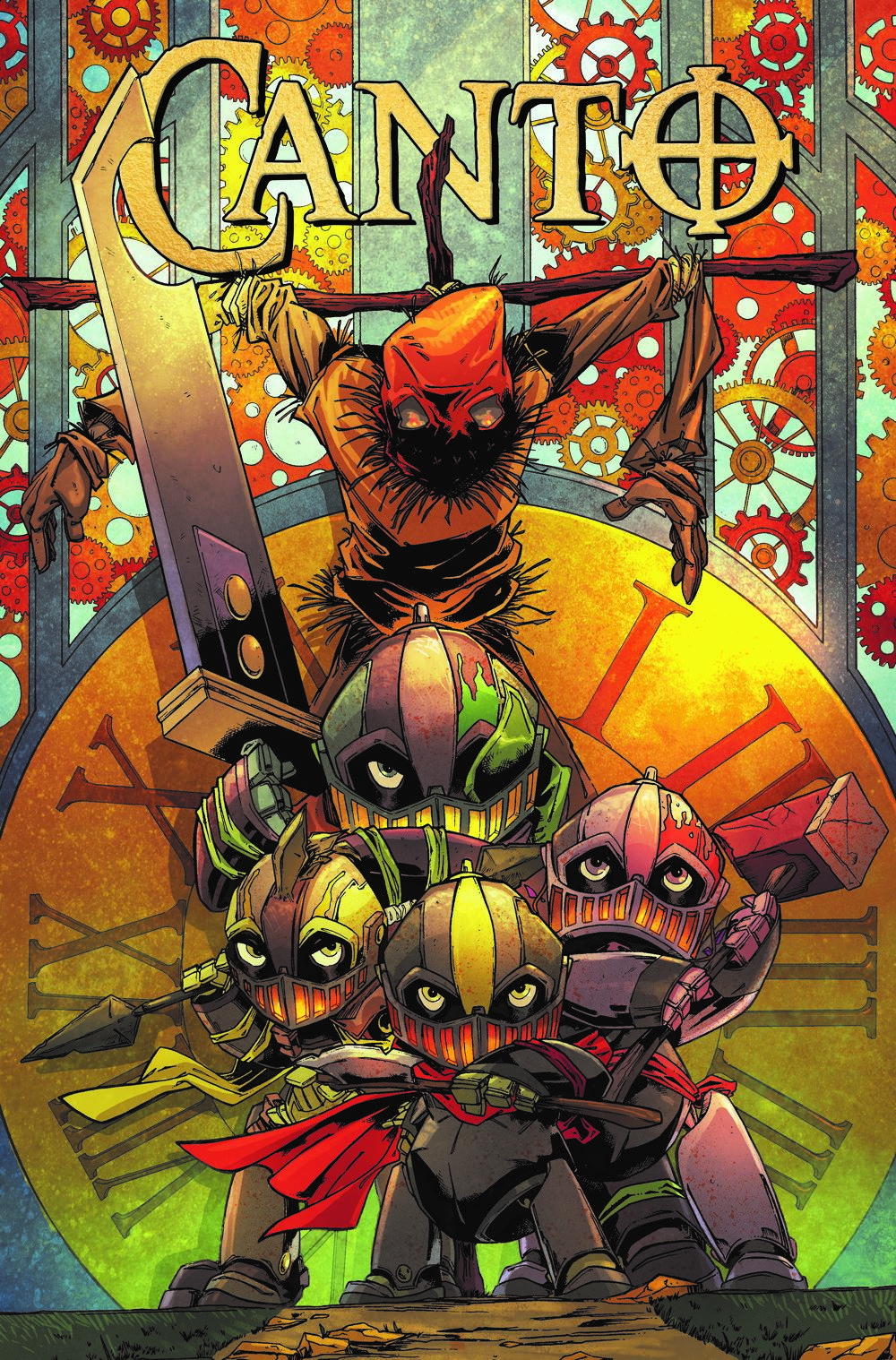 CANTOTPB_cvr ComicList: IDW Publishing New Releases for 06/09/2021
