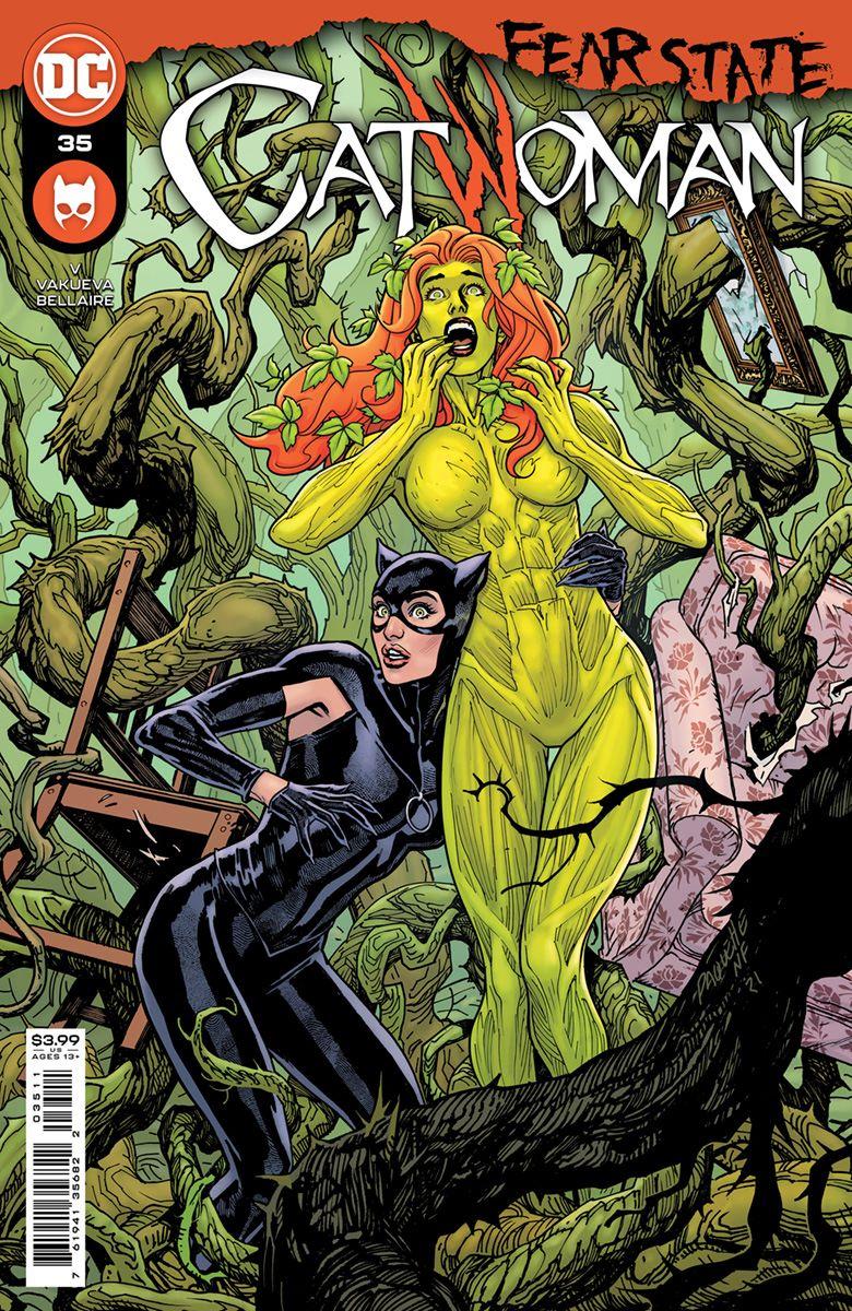 CATWOMAN_Cv35 DC Comics September 2021 Solicitations