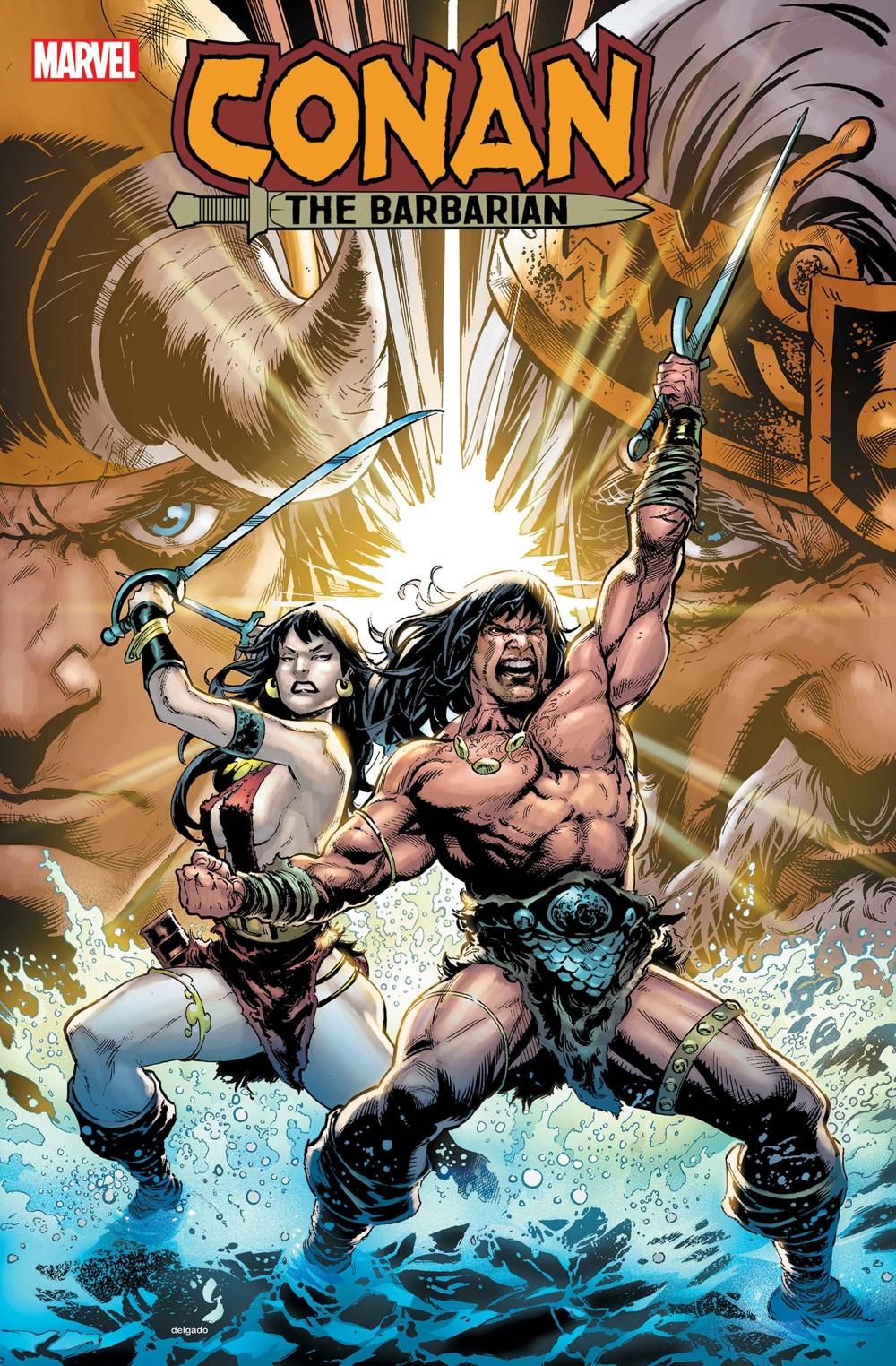 CONANBARB2019025_cov Marvel Comics September 2021 Solicitations