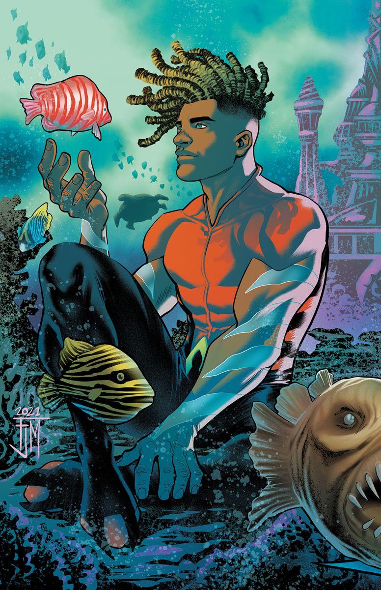 CVR-AQB_1_RATIOVAR DC Comics September 2021 Solicitations