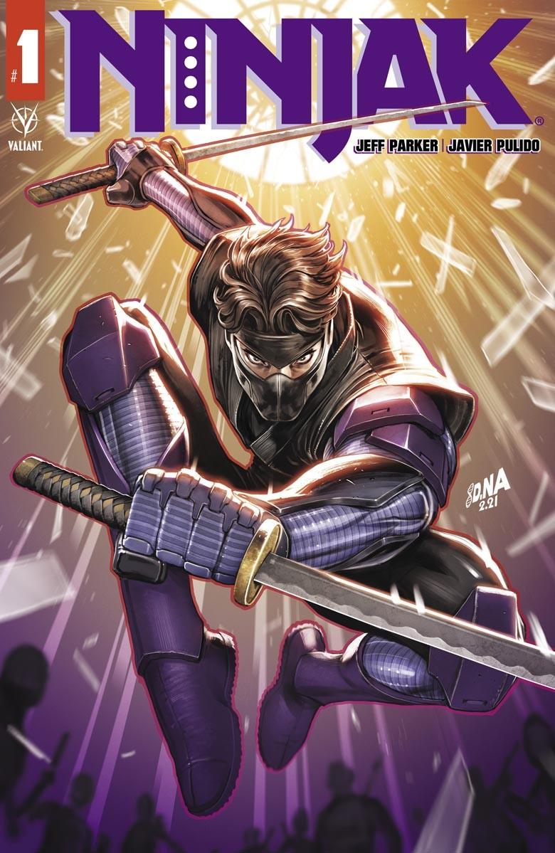 Cover_A ComicList Previews: NINJAK #1
