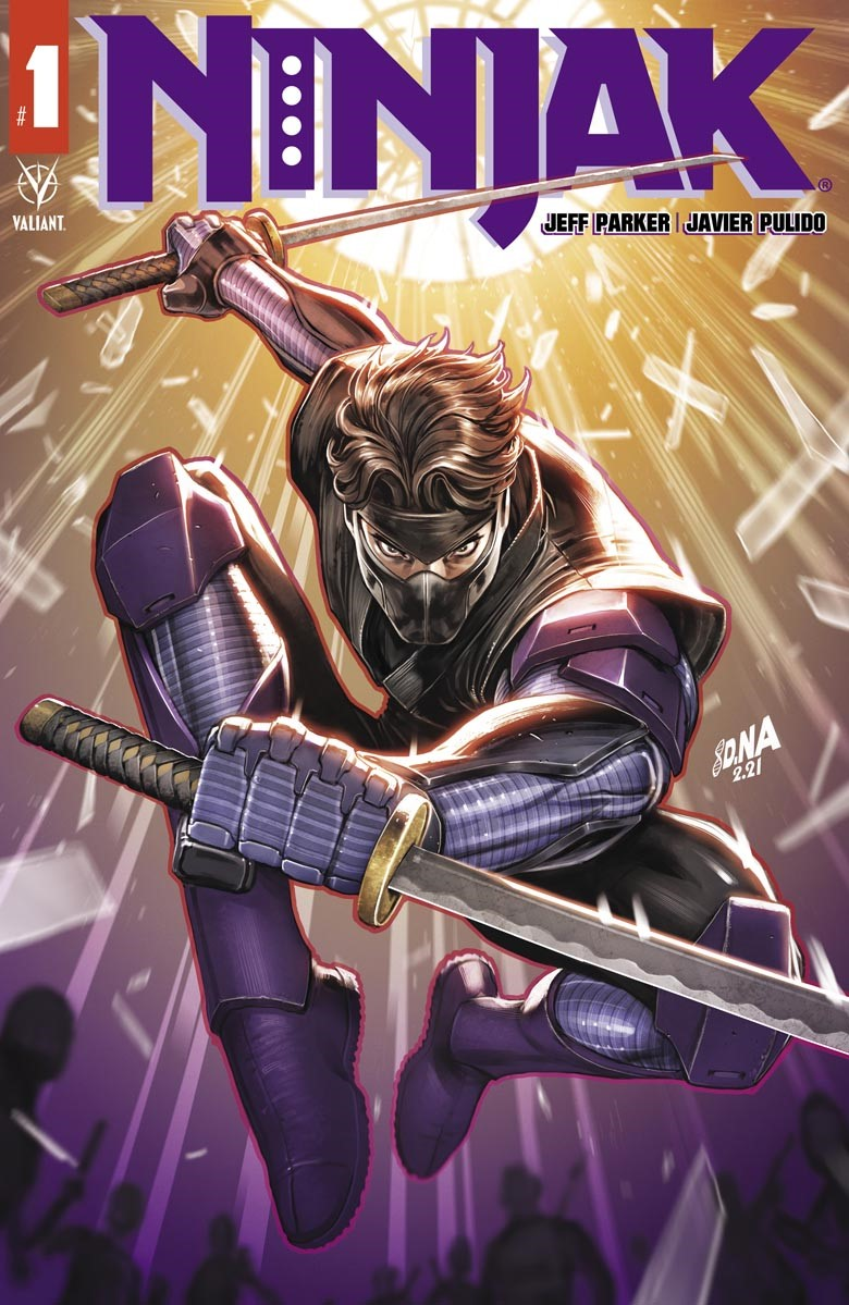 Cover_A ComicList: Valiant Entertainment New Releases for 07/14/2021