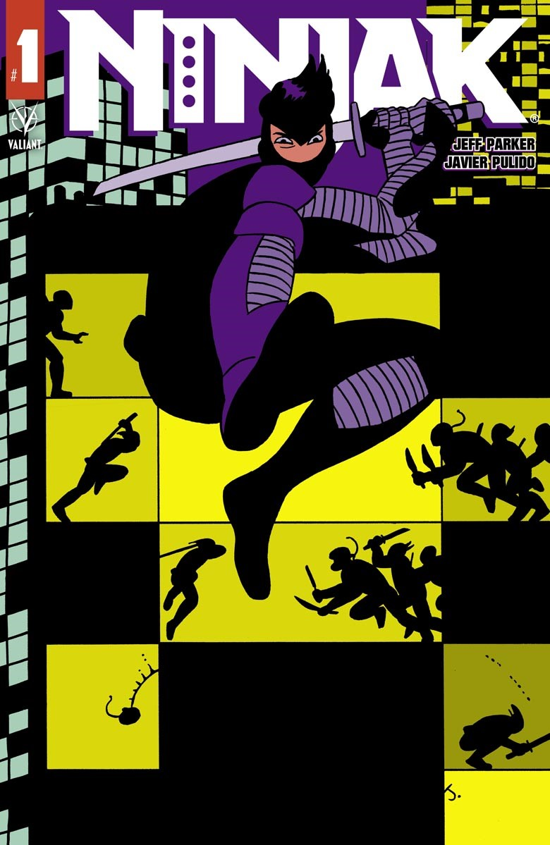 Cover_Special ComicList Previews: NINJAK #1