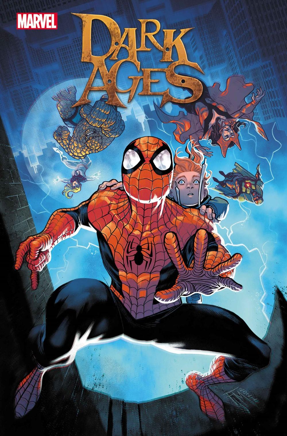 DARKAGES2021001_Manapaul_Var Marvel Comics September 2021 Solicitations