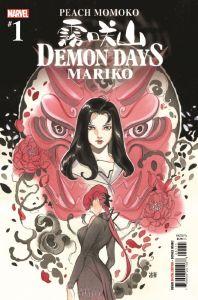 DEMONDAYSMARIKO2021001_Preview-1-198x300 ComicList Previews: DEMON DAYS MARIKO #1