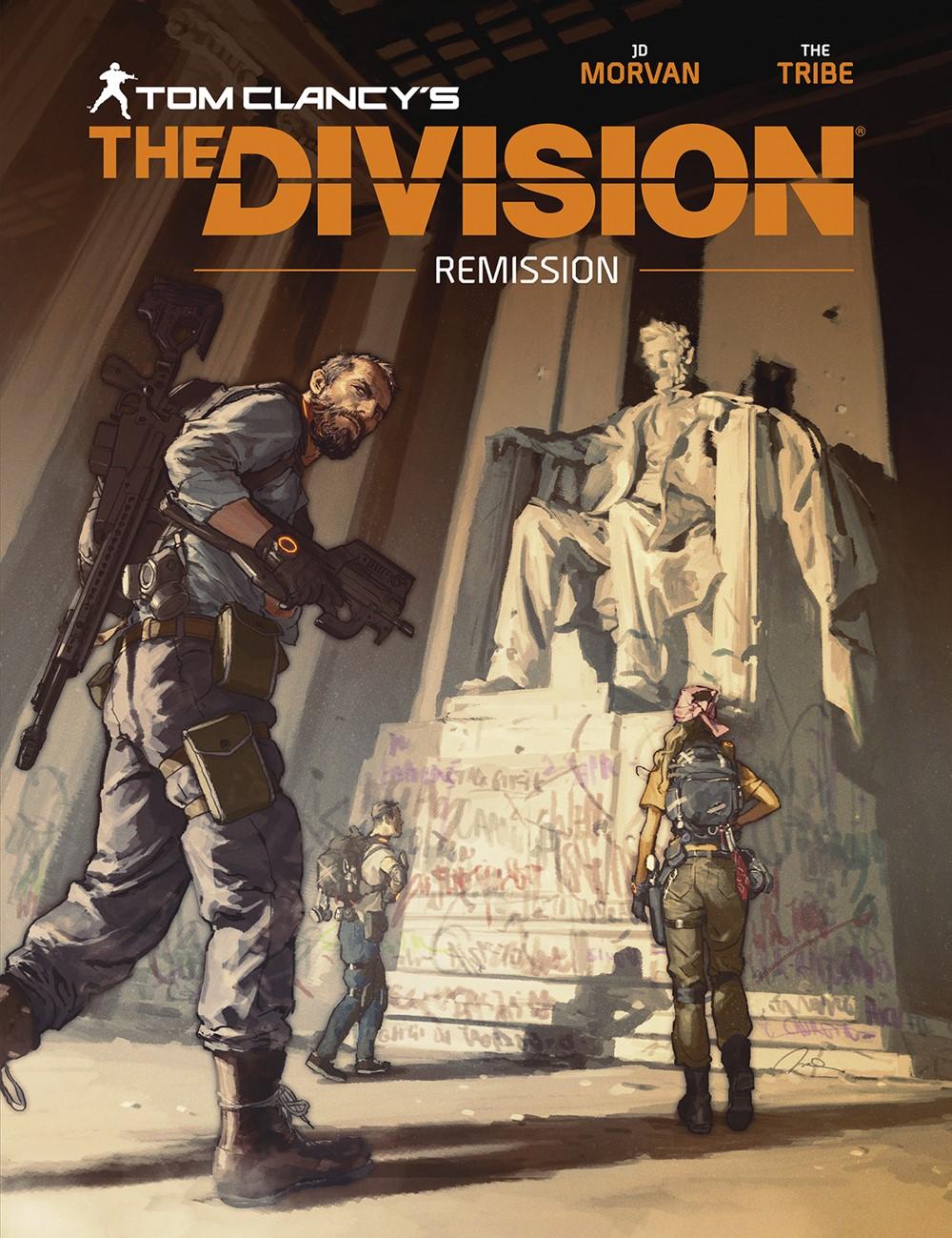 DIVISRM_CVR_4x6_SOL Dark Horse Comics September 2021 Solicitations