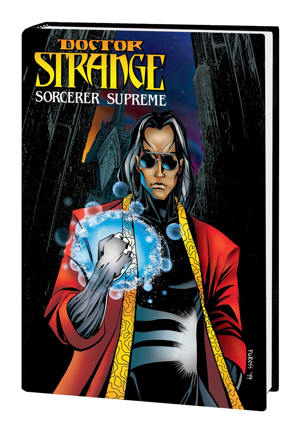 DRSSSOMNI_V3_HC Marvel Comics September 2021 Solicitations